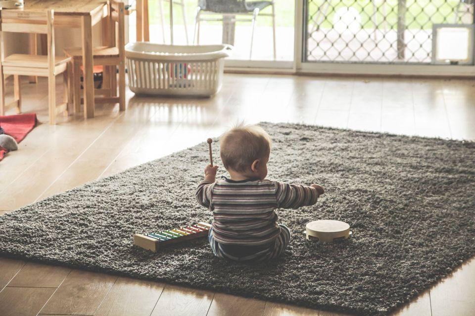 Een gezond leefklimaat speelt vooral bij gezinnen met jonge kinderen een rol.